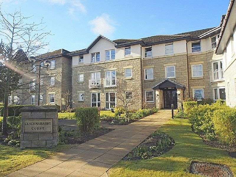1 Bedroom Flat for sale in 5 Clachnaharry Court, Inverness