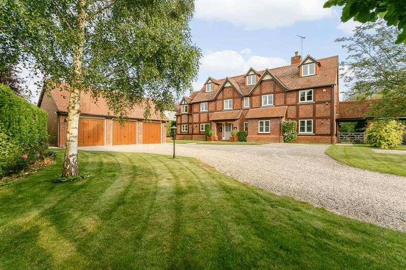 7 Bedrooms Detached House for sale in Sutton Courtenay