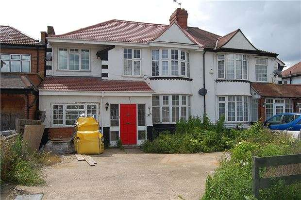 6 Bedrooms Semi Detached House for sale in Church Lane, LONDON, NW9 8JE