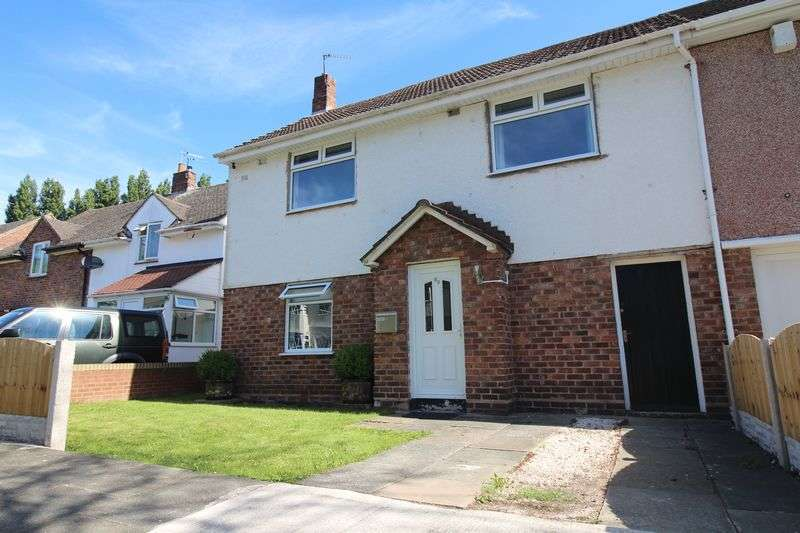 3 Bedrooms Semi Detached House for sale in St David Road, Wirral