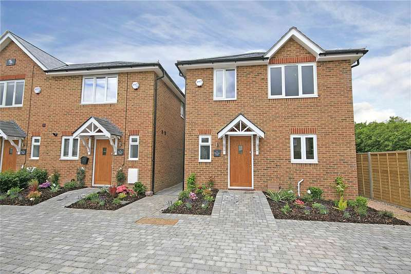 3 Bedrooms Detached House for sale in Woodham Lane, New Haw, Surrey, KT15