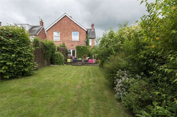 4 Bedrooms Semi Detached House for sale in 67a South Street, Leominster, Herefordshire