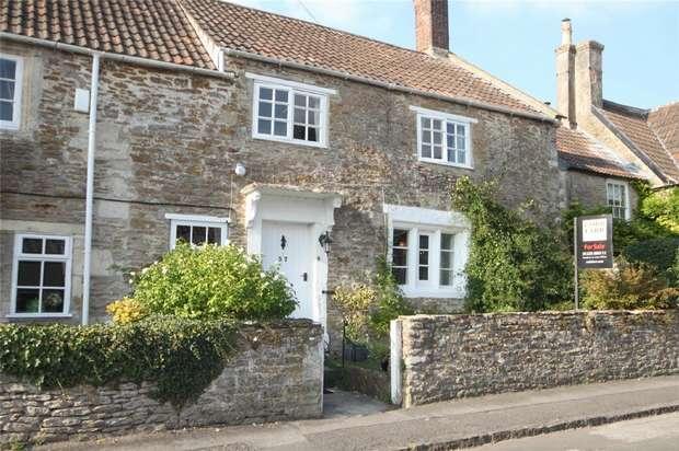 2 Bedrooms Cottage House for sale in Jasmine Cottage, 57 Goose Street, Beckington, Somerset