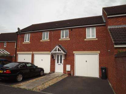 2 Bedrooms Semi Detached House for sale in Bridgwater, Somerset