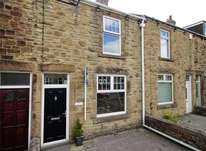 2 Bedrooms Terraced House for sale in Medomsley Road, Consett, County Durham, DH8