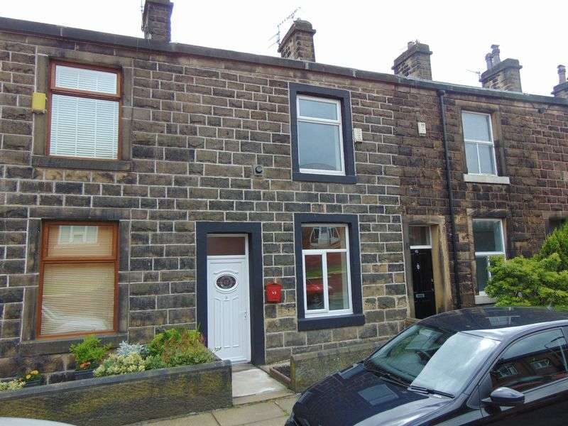 2 Bedrooms Terraced House for sale in Queen Street, Ramsbottom, Bury