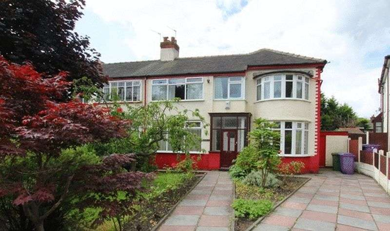 3 Bedrooms Semi Detached House for sale in West Oakhill Park, Old Swan, Liverpool, L13