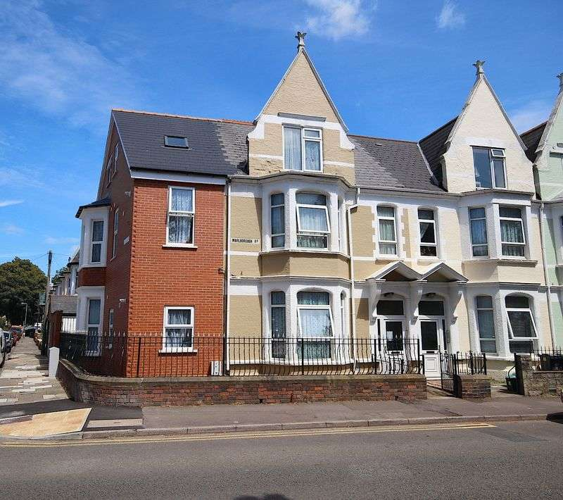 House for sale in Marlborough Road, Penylan, Cardiff