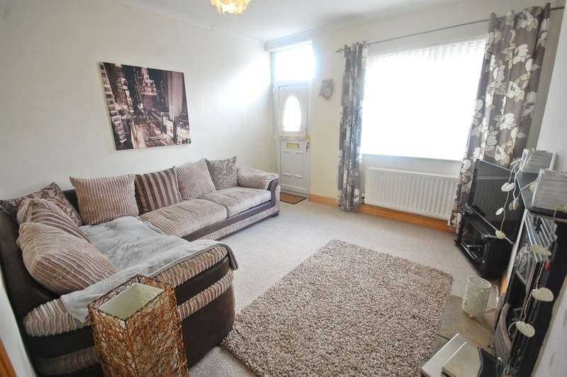 2 Bedrooms Terraced House for sale in Edward Terrace, New Brancepeth, Durham
