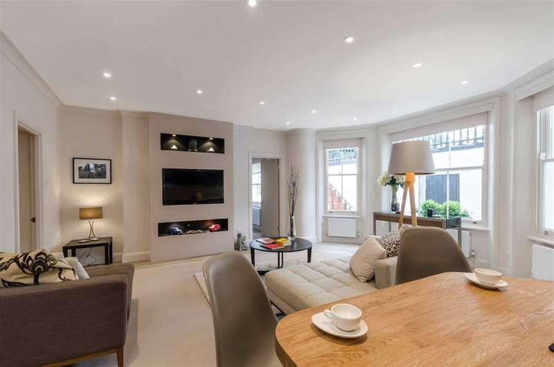 2 Bedrooms Flat for sale in Lexham Gardens, London