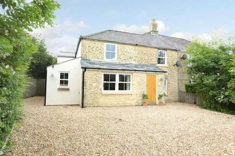 6 Bedrooms Semi Detached House for sale in Calne, Wiltshire, SN11 8AR
