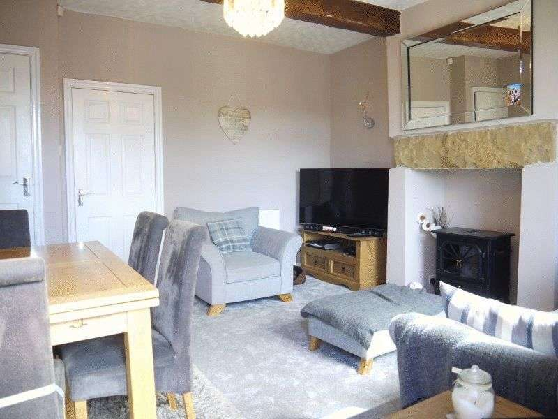 2 Bedrooms Semi Detached House for sale in Myers Lane, Bradford BD2 4EP