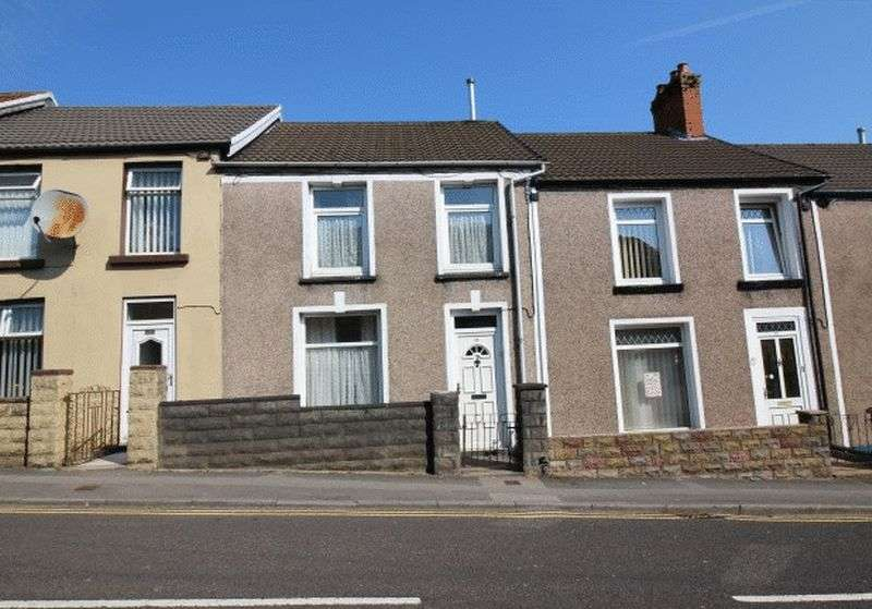 3 Bedrooms Terraced House for sale in Llantrisant Road,Graig, Pontypridd, CF37 1LN