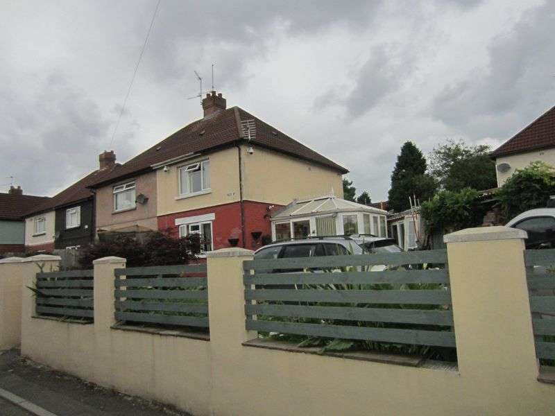 2 Bedrooms Semi Detached House for sale in Hiles Road Ely Cardiff CF5 4JD