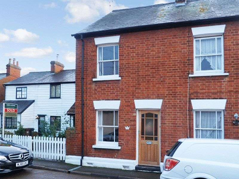 3 Bedrooms Terraced House for sale in Welwyn Village