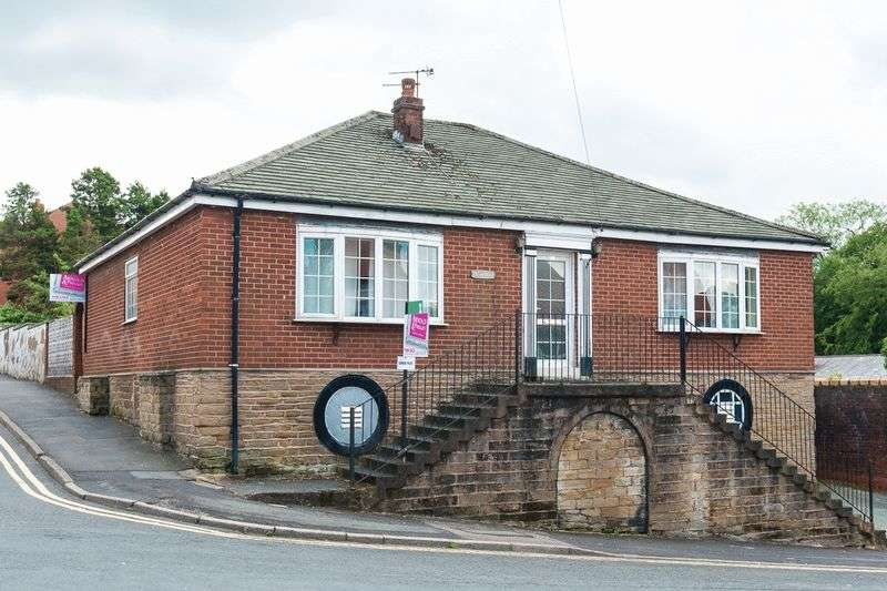 3 Bedrooms Detached Bungalow for sale in Hollinshead Street, Chorley