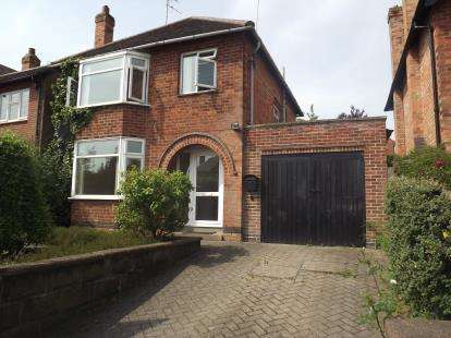 3 Bedrooms Detached House for sale in Cragdale Road, Sherwood, Nottingham