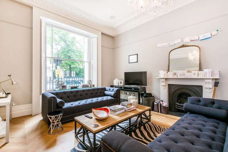 3 Bedrooms Flat for sale in Queens Gardens, Lancaster Gate, W2