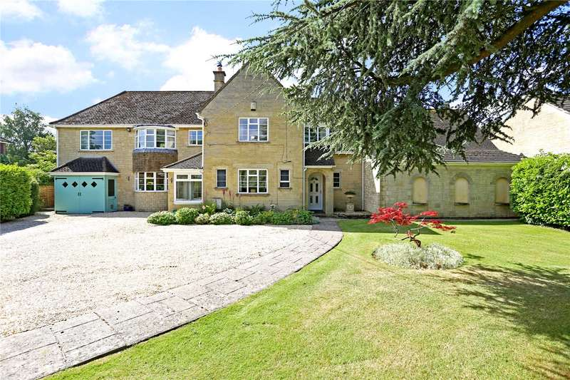 6 Bedrooms Detached House for sale in Corsham Road, Lacock, Wiltshire, SN15
