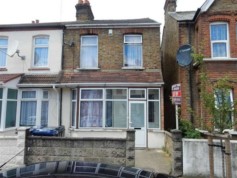 2 Bedrooms Property for sale in Lea Road, Southall, Middlesex