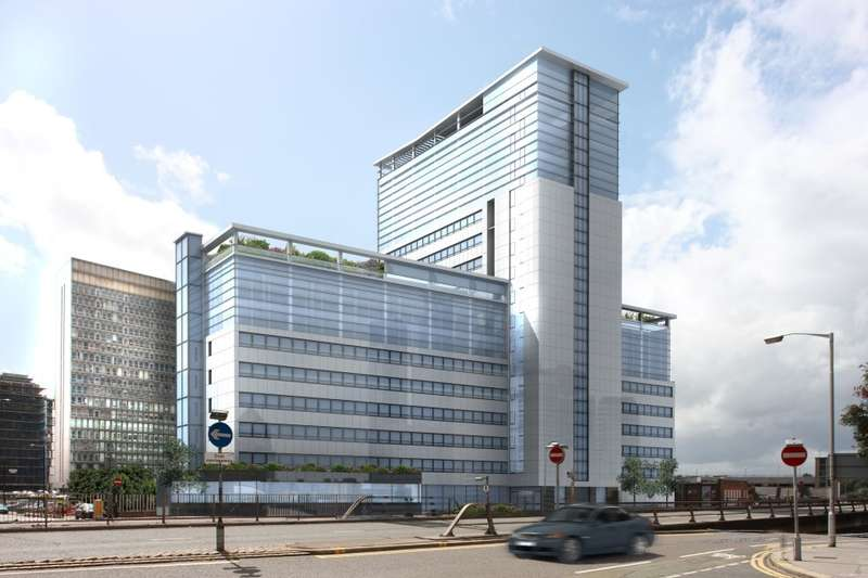 2 Bedrooms Flat for sale in Impact House, Croydon