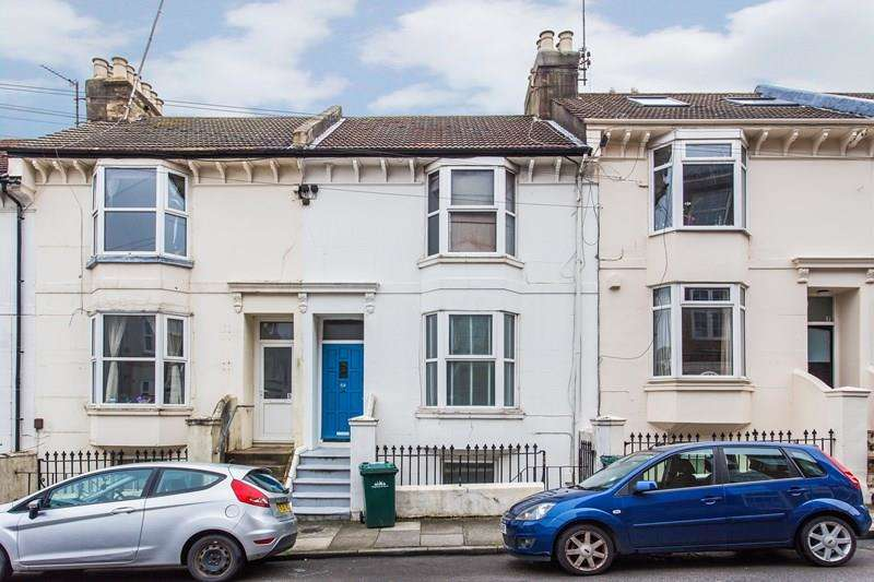 2 Bedrooms Flat for sale in Pevensey Road, Brighton