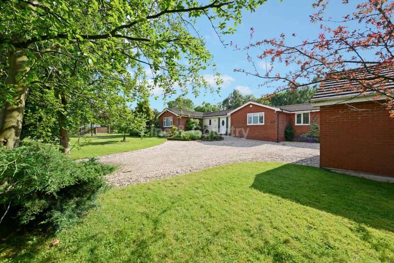 4 Bedrooms Detached House for sale in Wheat Lane, Lathom