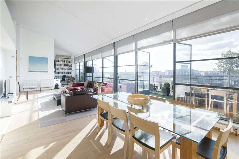 5 Bedrooms Flat for sale in Chiswick Green Studios, 1 Evershed Walk, London, W4