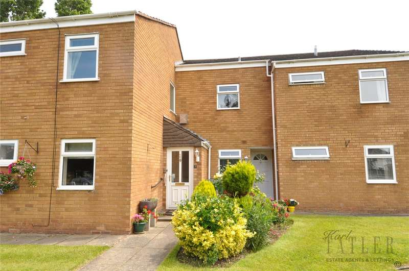 2 Bedrooms Flat for sale in Windsor Close, Greasby, Wirral