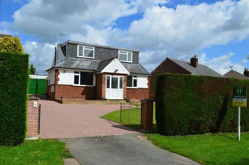 4 Bedrooms Detached Bungalow for sale in Woodgate Road, East Leake