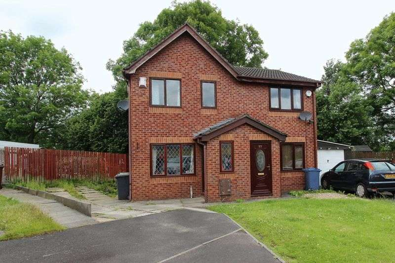 2 Bedrooms Semi Detached House for sale in Beverley Close, Whitefield, Manchester
