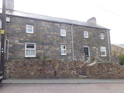 4 Bedrooms End Of Terrace House for sale in Pen Y Bryn, Ffestiniog, Blaenau Ffestiniog, Gwynedd, LL41