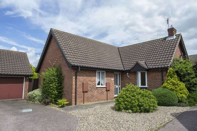 2 Bedrooms Detached Bungalow for sale in Birkdale Court, Fornham St Martin
