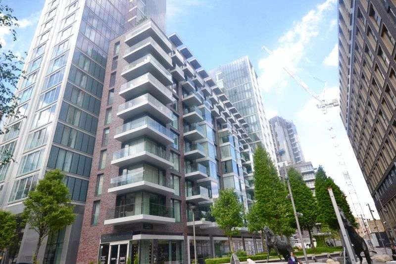3 Bedrooms Flat for sale in Kingswood Gardens, Goodmans Field, Aldgate, E1