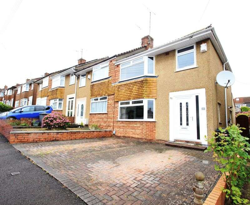 3 Bedrooms Semi Detached House for sale in Yew Tree Drive Kingswood Bristol