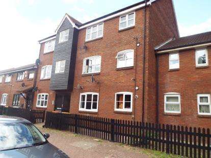 1 Bedroom Flat for sale in Beckton