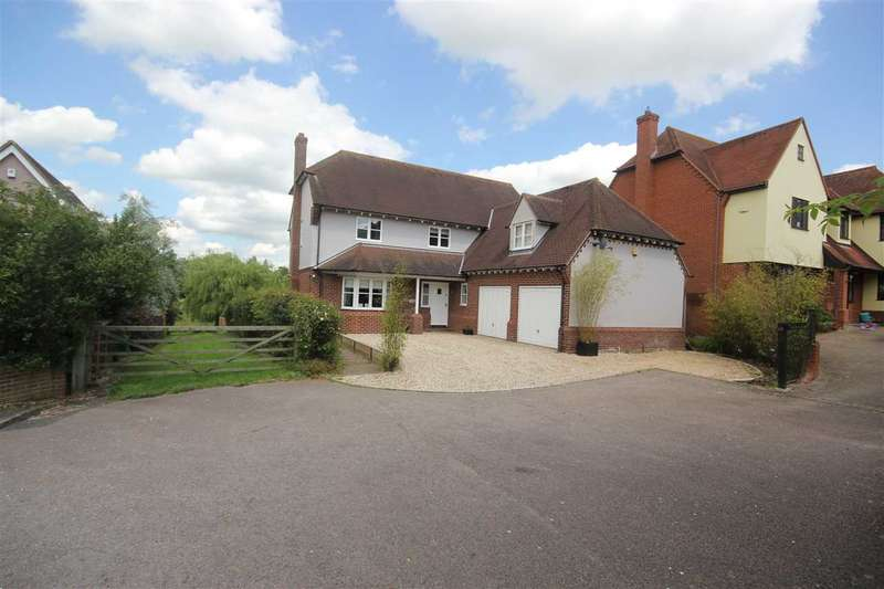 6 Bedrooms Detached House for sale in Braiswick, Colchester