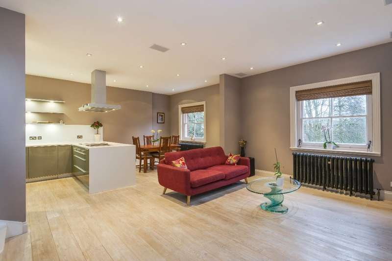 3 Bedrooms Flat for sale in Fitzjohns Avenue, Hampstead, NW3