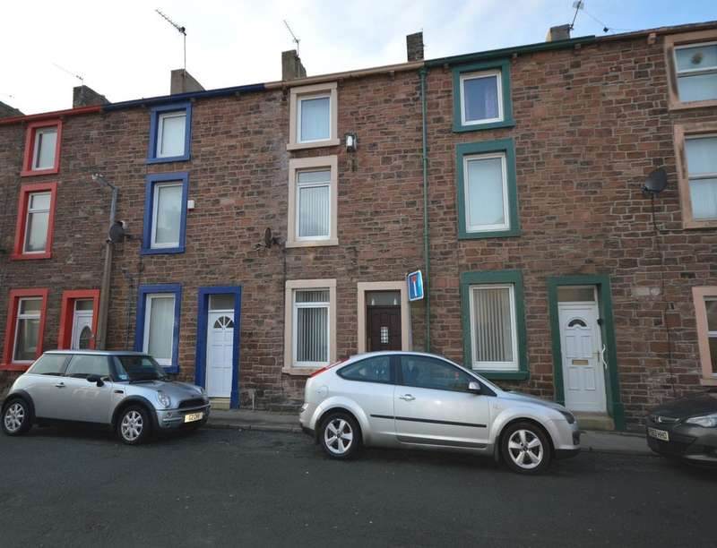 3 Bedrooms Property for sale in Ellenborough Old Road, Maryport, CA15