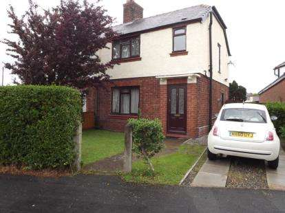 3 Bedrooms Semi Detached House for sale in Briardale Road, Little Sutton, Ellesmere Port, Cheshire, CH66