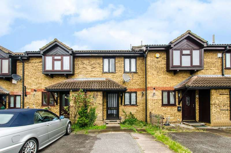 2 Bedrooms Terraced House for sale in Ashbourne Road, Tooting, CR4