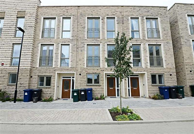 3 Bedrooms Property for sale in Coxwell Boulevard, Colindale, London