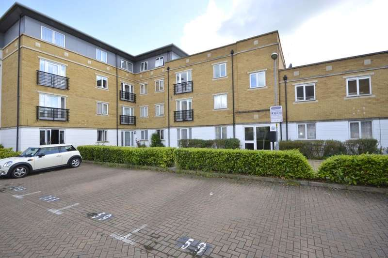 2 Bedrooms Flat for sale in Wander Wharf, Kings Langley, WD4