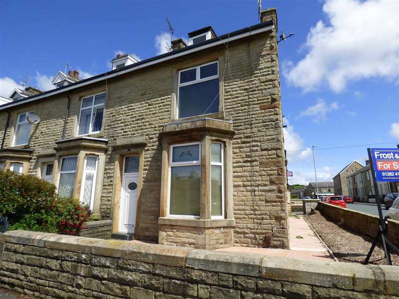 3 Bedrooms End Of Terrace House for sale in Cardwell Street, Padiham