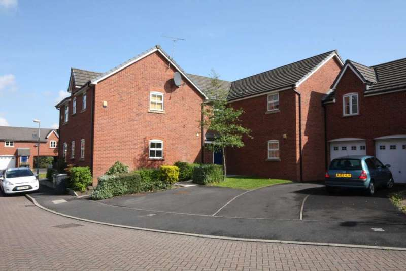 2 Bedrooms Apartment Flat for sale in New Bridge Gardens, Bury