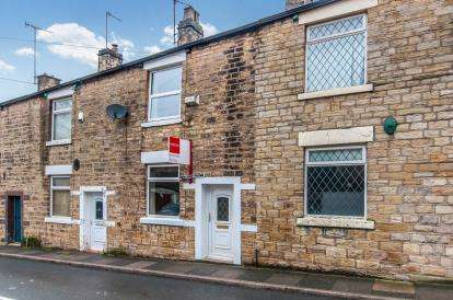 2 Bedrooms Terraced House for sale in Micklehurst Road, Mossley, Ashton-under-Lyne, Greater Manchester