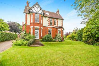 6 Bedrooms Detached House for sale in Dane Bank Road, Lymm, Cheshire