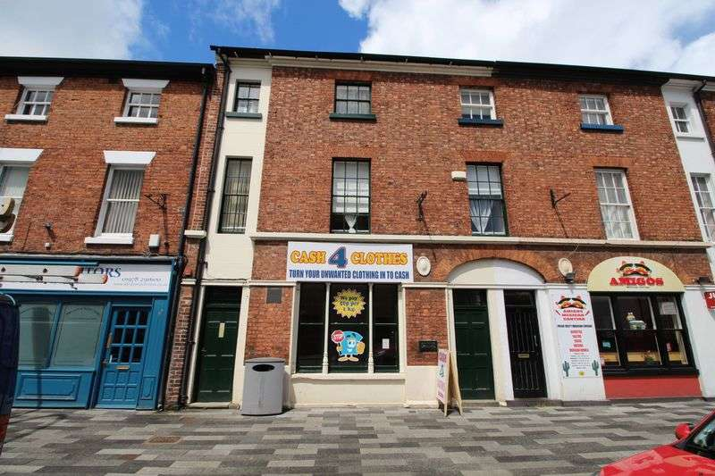 Property for sale in King Street, Wrexham