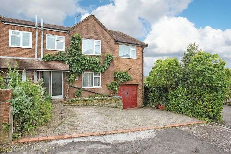 4 Bedrooms Semi Detached House for sale in North Street, Rotherfield, East Sussex