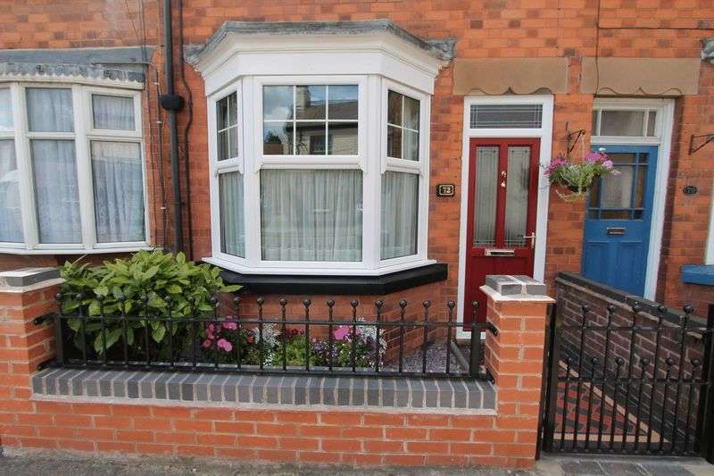 2 Bedrooms Terraced House for sale in London Road, Oadby